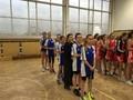 Vokresním kole florbalu družstvo dívek našeho gymnázia obsadilo třetí místo.