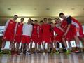 Krajské kolo středoškolského poháru v basketbalu - 1. místo