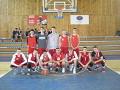 Kvalifikace na MČR v basketbalu středních škol - POSTUPUJEME