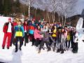 Skol z hor! První lyžařský kurz rozeběhl zimní sezónu 2018!