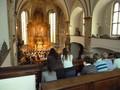 Beethovenova Osudová v kostele sv. Šimona a Judy v Praze v podání FOK