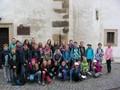 Dějepisná exkurze primy A do Templu v Mladé Boleslavi