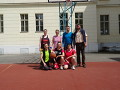 Školní streetballová liga (2. kolo) - Profesoři po čtyřech letech opět ve hře