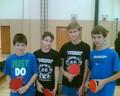 Stolní tenis - okresní kolo ZŠ