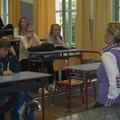 Studenti na schůzce s CCI