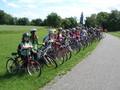 Cykloexkurze vlastivědného semináře do Poděbrad