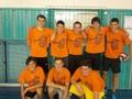 Volejbal - okresní kolo chlapců