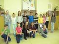 Školní a okresní kolo v recitační soutěži