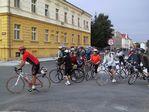Září - odjezd studentů na sportovní kurz do Horního Bradla