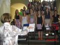 Vystoupení Pěveckého sboru Gymnázia v Nymburce