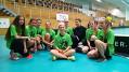 Nymburské princezny ovládly první kolo KB Florbal Challenge 2017