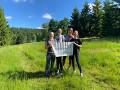 Stříbrná expedice: Čtyři borky na cestě