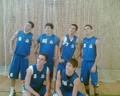 Okresní přebor chlapců v basketbalu