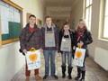 Jarní dobrovolnická činnost našich studentů