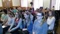 Studenti BiS na přednáškách AV