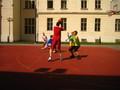 Třetí hrací den Školní streetballové ligy