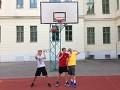 Školní streetballová liga zná složení FINAL FOUR