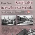 obálka Plavcovy knihy o dějinách Nymburka