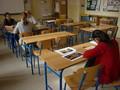 Konverzační soutěž ve francouzštině - školní kolo