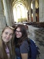 Otevřená věda 2020-Z. Šaldová v Emauzském klášteře
