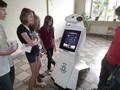 Robot Advee na Gymnáziu