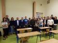 účastníci besedy se Z. Havlasem (Foto: M. Lébl)