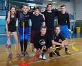 Velikonoční florbalový turnaj pro mladíky z 4KA