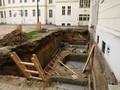 Podívejte se, jak pokračují práce na přístavbě rizalitu školy!